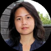 Headshot portrait of Liana Chua
