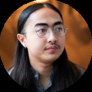 Headshot portrait of Loan Tran