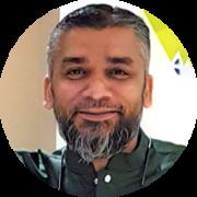 Headshot portrait of Muhammad Al Shafieq Bin Mustafah