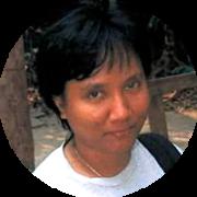 Headshot portrait of Rondang Siregar